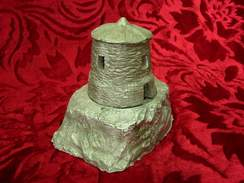 Devils Tower (Art Casting), Al-alloy